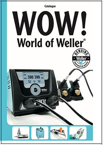 Паяльное оборудование Weller (Веллер)
