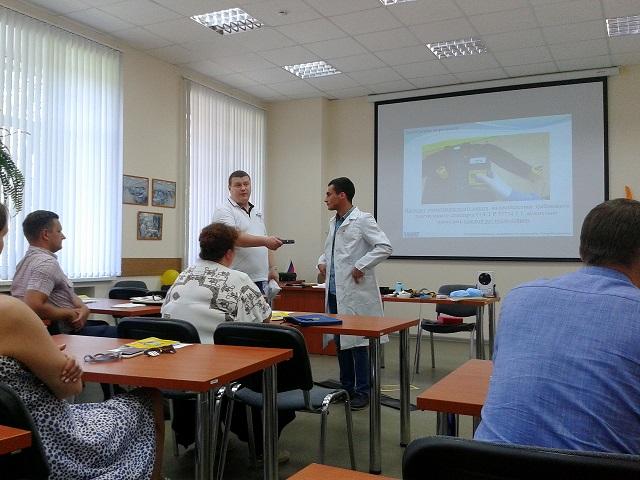 ESD-тренинг