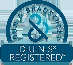 Зарегистрированный знак доверия DUNS_registred