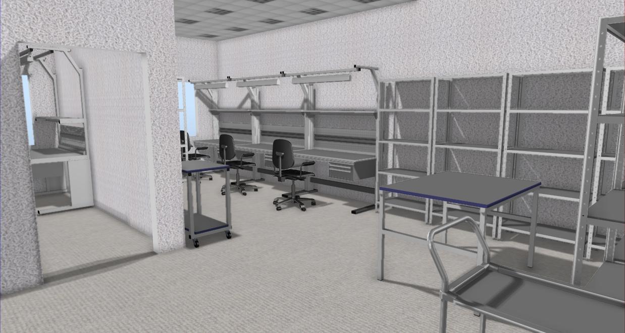 Организация складского хранения ЭКБ