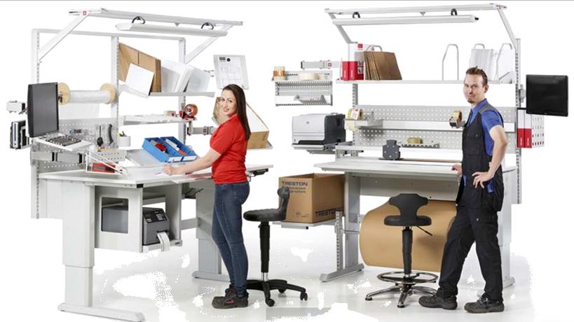 Промышленная мебель TRESTON