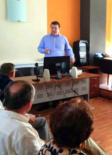 Проведение технических семинаров по направлению Антистатической защиты ЭКБ