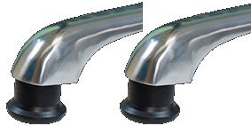 Комплект антистатических ножек (5 шт.) Новатор