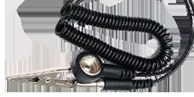 Витой шнур для заземления антистатического браслета, от компании СмартКомплект